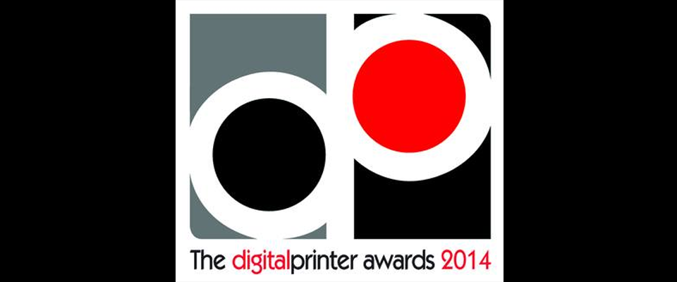 Indigo Ross at the Digital Printer Awards
