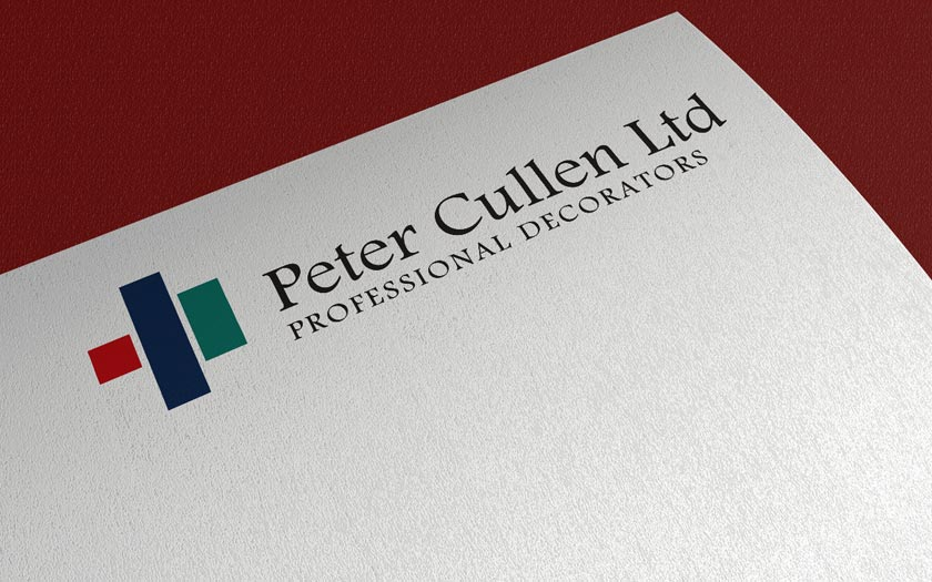 Peter Cullen, Logo Design, Sudbury, Suffolk