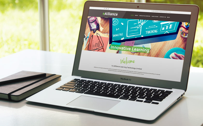 Web Design Sudbury, Suffolk - eAlliance