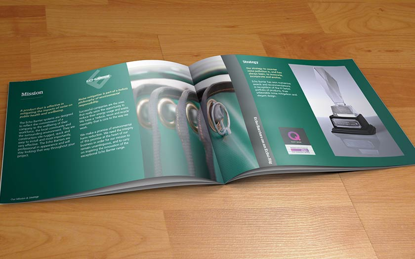Brochure Printing, Sudbury, Suffolk, Bury St Edmunds
