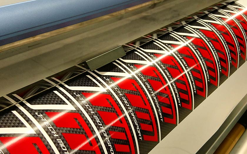 Vinyl Sticker Printing, Sudbury, Suffolk