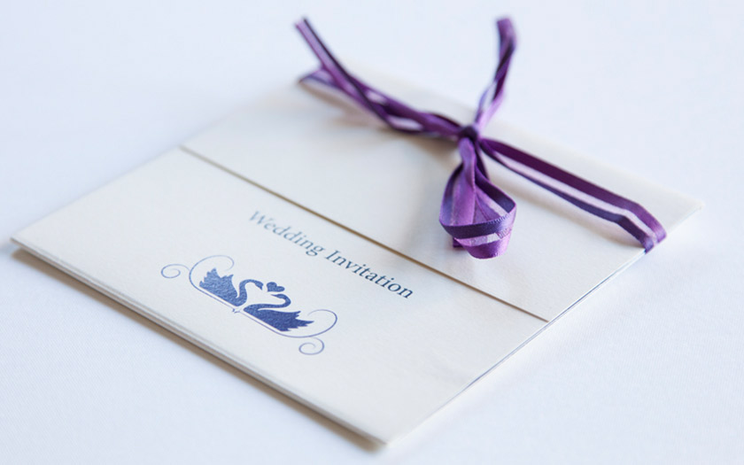 Wedding Invites Printing, Sudbury, Suffolk