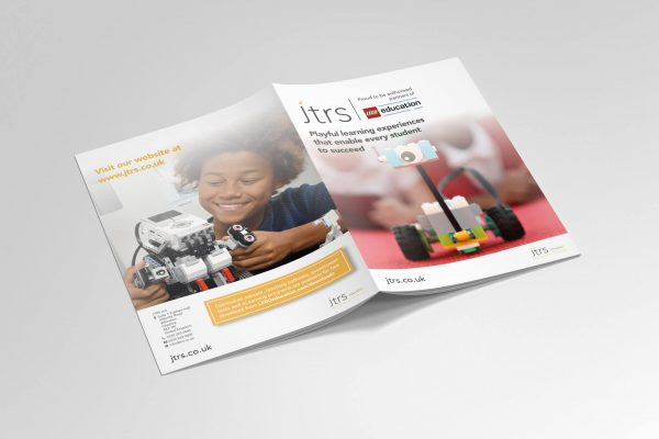 Brochure Design and Print - JTRS - Sudbury, Suffolk