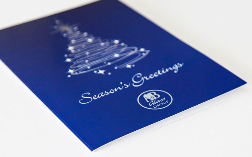 Christmas Card Printing, Sudbury, Suffolk, Essex