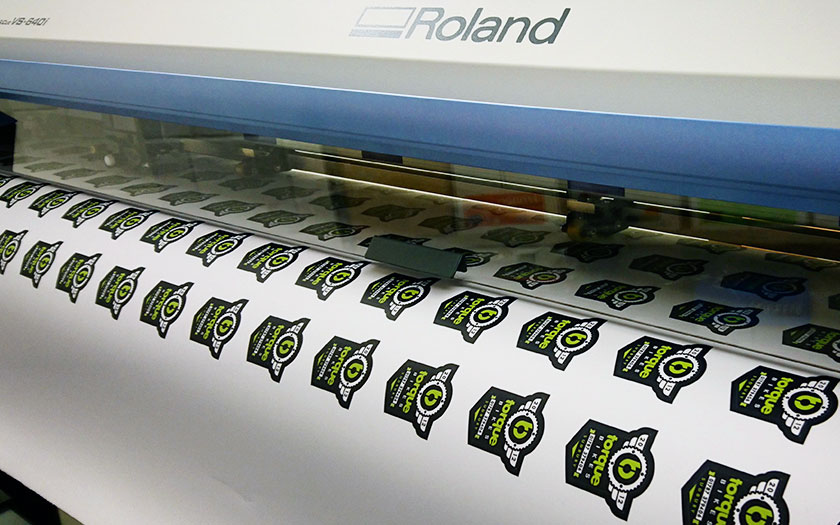Label Printing, Sudbury, Suffolk, Bury St Edmunds. Ipswich