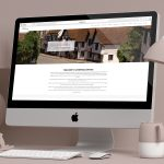 Love Lavenham Website - Web Design, Lavenham, Suffolk - Indigo Ross