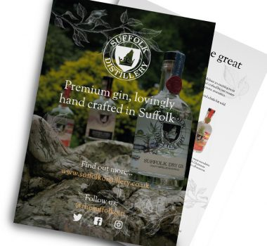 Suffolk Distillery, Digital Print, Indigoross, Sudbury, Suffolk