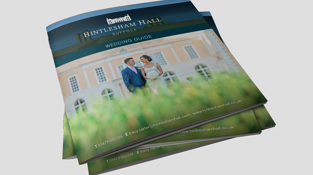 Brochure Design, Sudbury, Suffolk, Indigo Ross, Design and Print