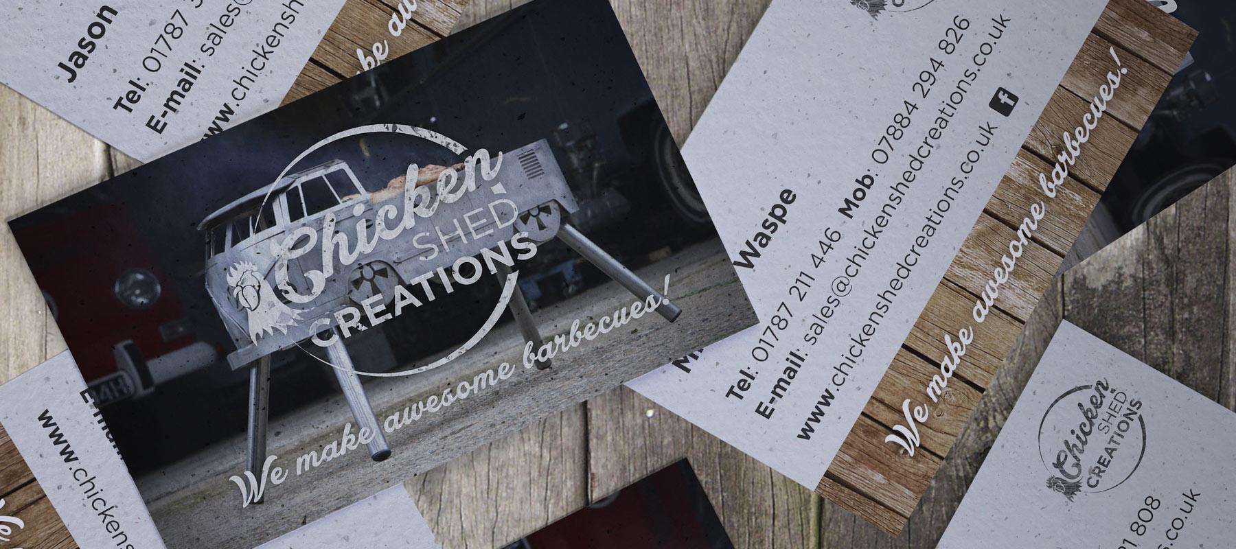 Chicken Shed Creations, Sudbury, Suffolk, Graphic Design, Digital Print