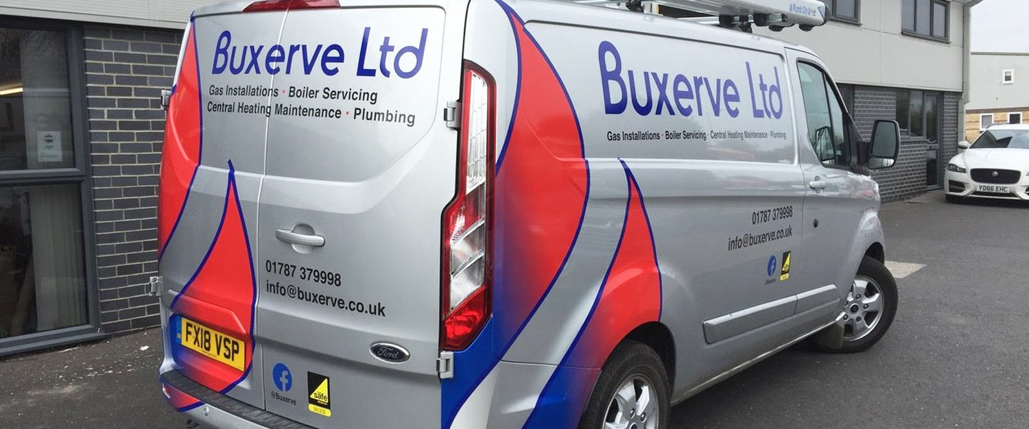 Vehicle Graphics, Van Livery, Sudbury, Suffolk