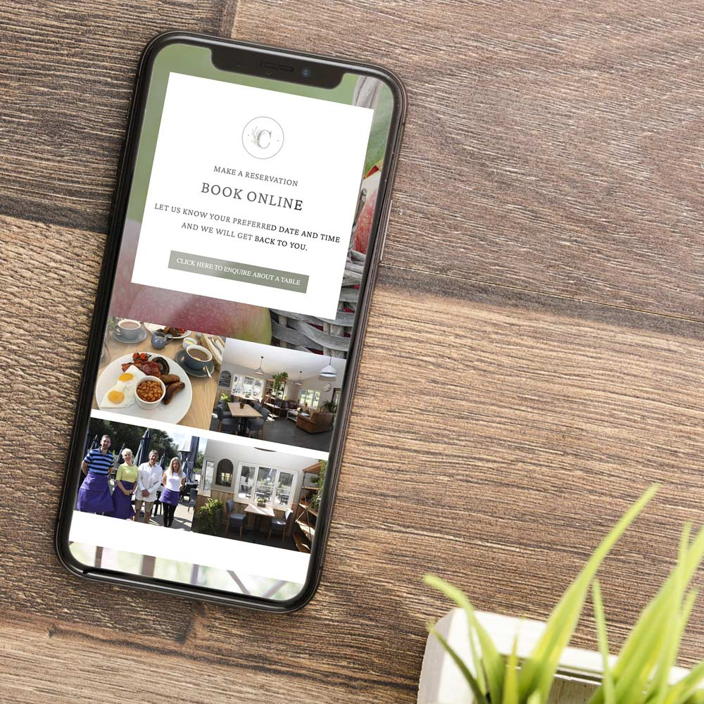 Willow Tree Farm Shop - Responsive Website - Glemsford, Suffolk