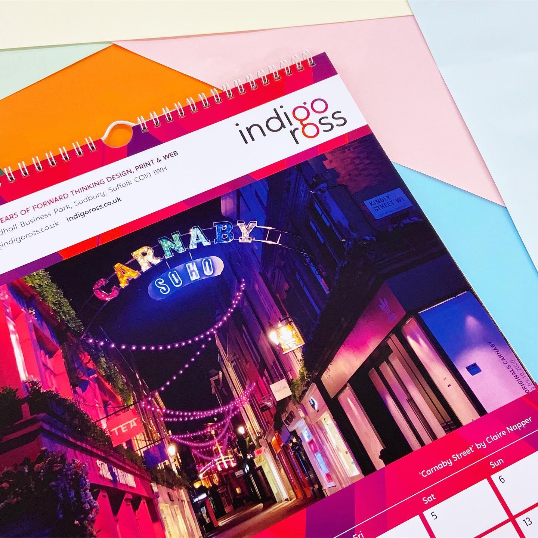 Calendar Printing - June